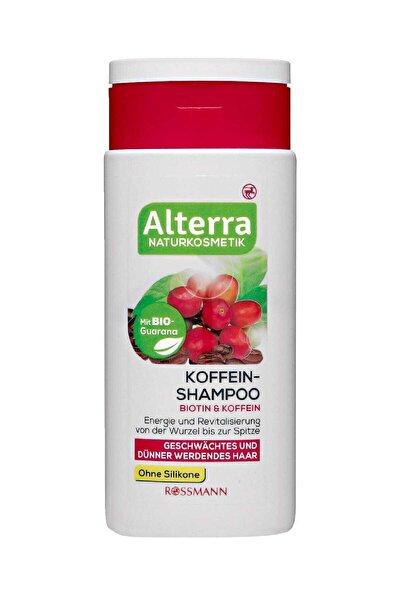 Alterra Vegan Kafein Ve Biotin Enerji Şampuanı 200 Ml 4305615307763