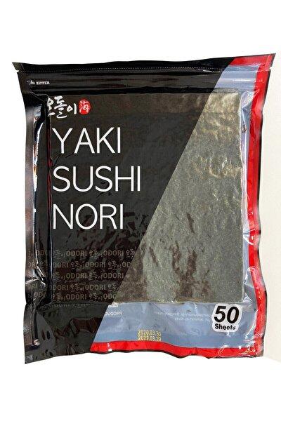 Yaki Sushi Nori Yosunu 50 Yaprak