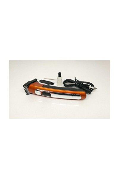 Gold Htc 8607 Şarjlı Traş Makinesi (saç,sakal, Faul, Ense)