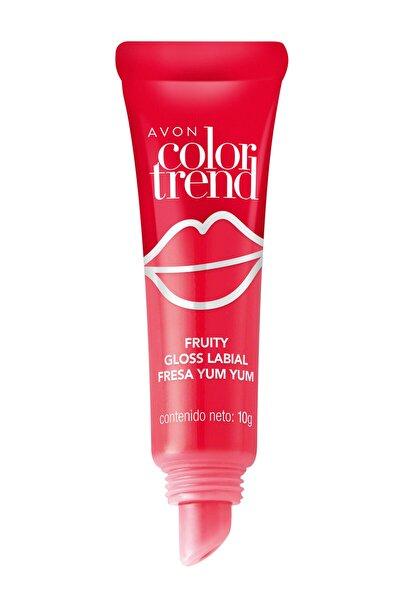 Color Trend Fruity Dudak Parlatıcı - Strawberry Drizzle