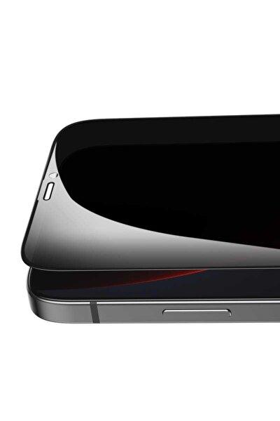 Iphone 12 Pro Max Benks Gizlilik Filitreli Privacy Ekran Koruyucu 9d Tam Kaplayan Kırılmaz Cam