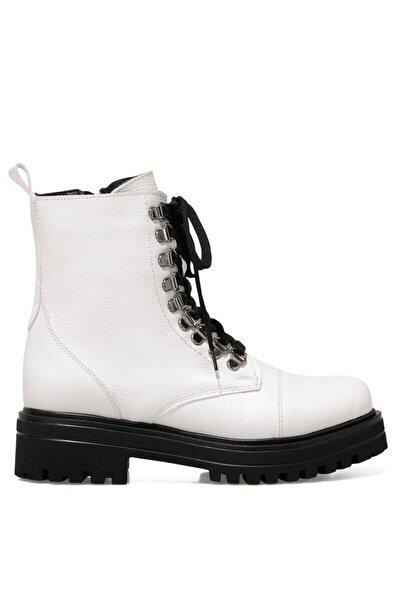 VELLA Beyaz Kadın Bot 100579566