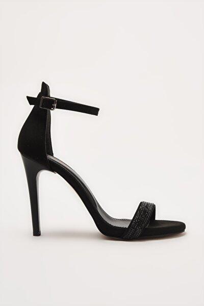 Siyah Kadın Sandalet 01SAY207540A100