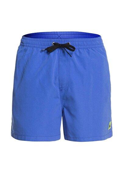 Erkek Mavi Deniz Şortu Every Day Volley  EQYJV03531-BSMH
