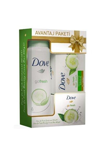 Deodorant 150 Ml + 100 Gr Sabun