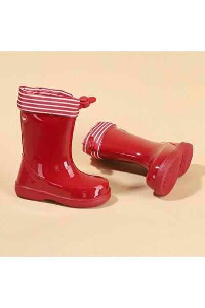 W10105 Pipo Nautico Kız/erkek Çocuk Su Geçirmez Yağmur Kar Çizmesi