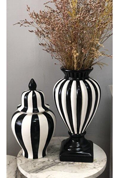 Dekoratif Vazo Set