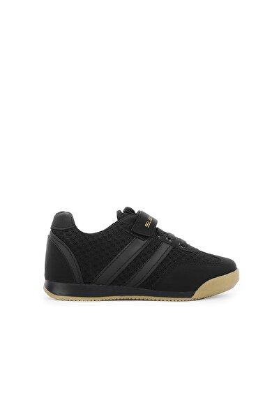 Axcel Sneaker Çocuk Ayakkabı Siyah Sa11lf044