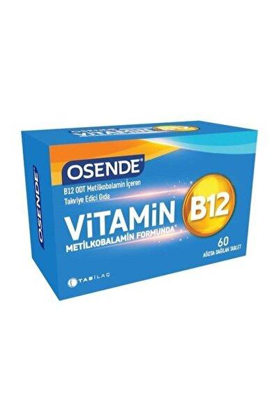 Osende Metilkobalamin B12 Vitamini 60 Tablet