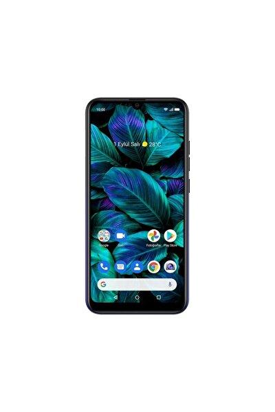 GM 20 Dual 64GB Mavi Cep Telefonu (General Mobile Türkiye Garantili)