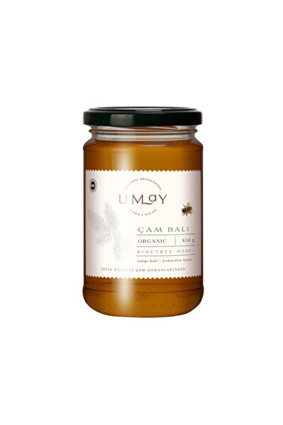 Organik Çam Balı - 850 Gr