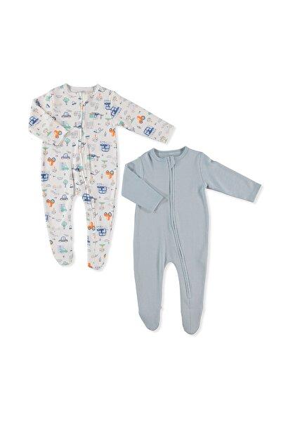 Kış Basic Bebek Basic 2li Tulum