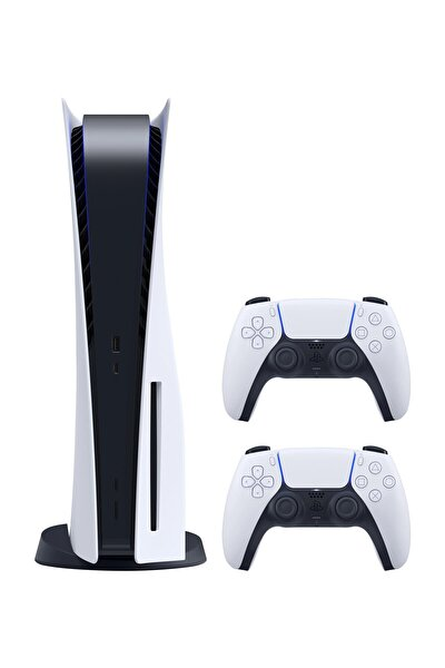 Playstation 5 825 GB - Türkçe Menü + 2. PS5 DualSense (Eurasia Garantili)