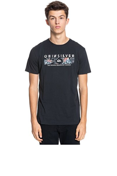 DISTANT SHORES SS Siyah Erkek T-Shirt 101106997