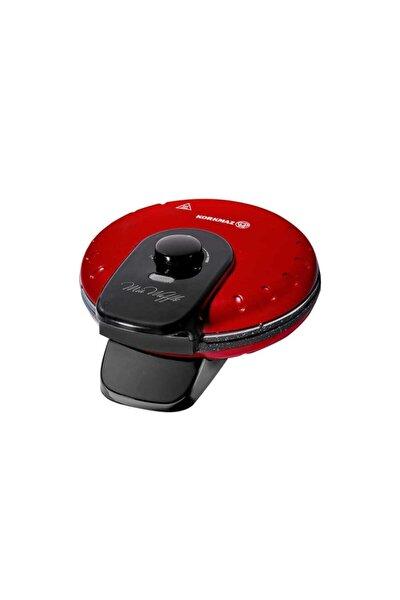 Mia Kırmızı Waffle Makinesi A319-04