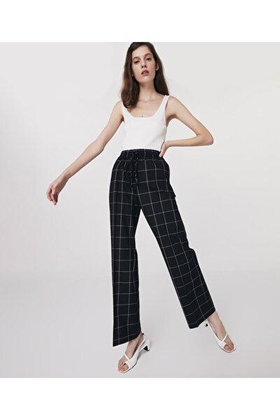 Wide Leg Pantolon