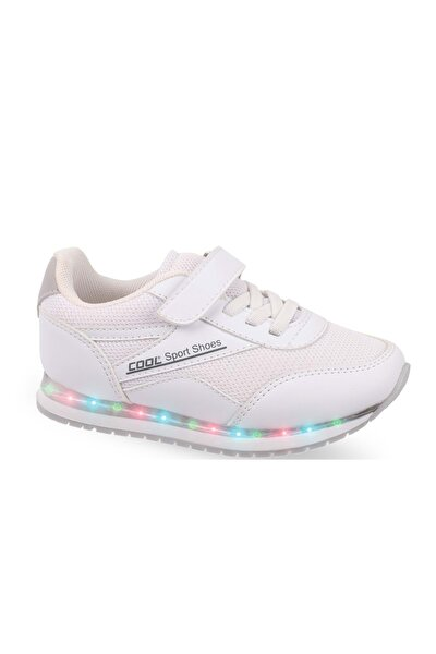 Unisex Çocuk  Işıklı  Spor Ayakkabı Cool 21-y Tom