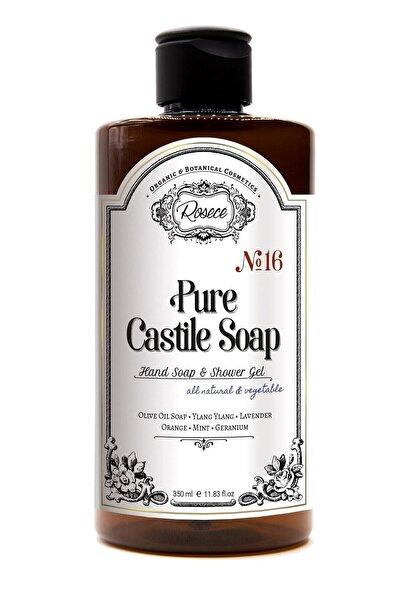 Sıvı Kastil Sabun / El Sabunu Ve Duş Jeli