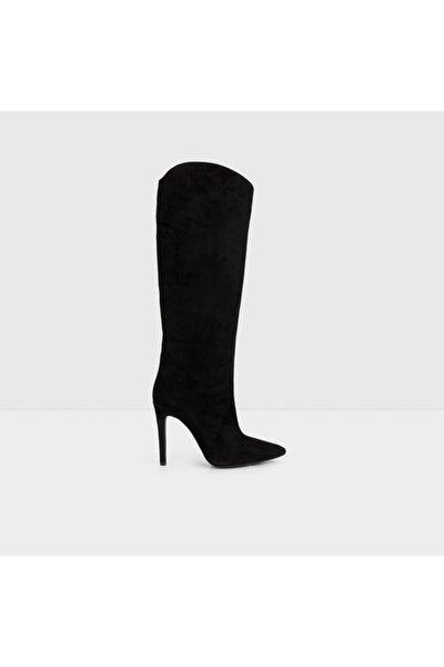 Kadın Siyah Çizme