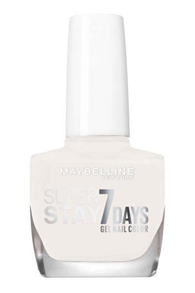 Super Stay Oje- 71 Pure White