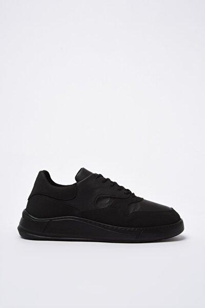 Siyah Erkek Sneaker 02AYY201800A100