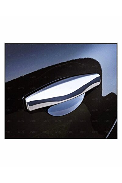 Renault Clio 3 Symbol Krom Kapı Kolu 4 Prç. 2009-2013 P.çelik