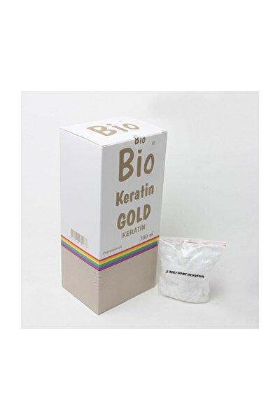 Gold Brezilya Fönü Keratini 700 Ml+3 Adet Bone Hediyeli Gky1073