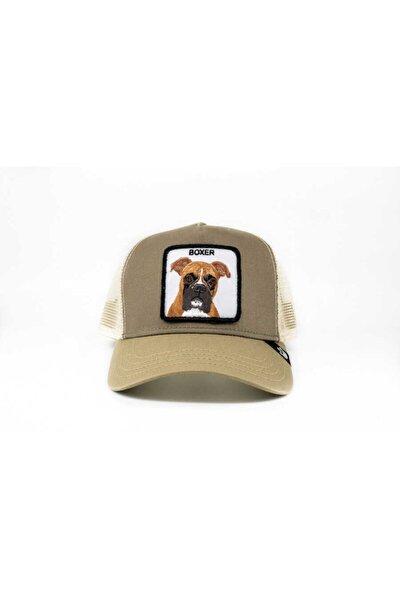 Unisex Haki Standart Şapka