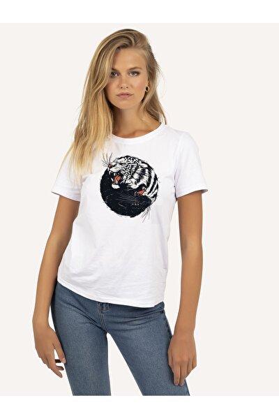 Tiger Aslan Tshirt T-shirt Tişört