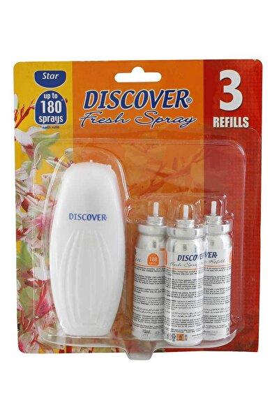 Fresh Spray Banyo Tuvalet Kokusu