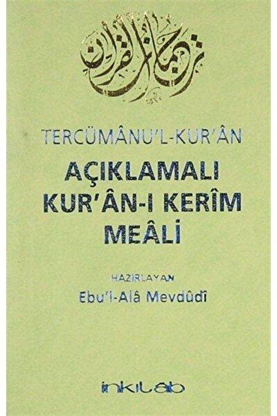 Tercümanu'l-kuran Açıklamalı Kur'an-ı Kerim Meali (cep Boy)
