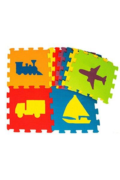 Eva Puzzle Taşıtlar Oyun Halısı 305 Matrax Oyuncak