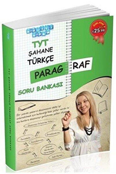 Yks Tyt Şahane Türkçe Paragraf Soru Bankası
