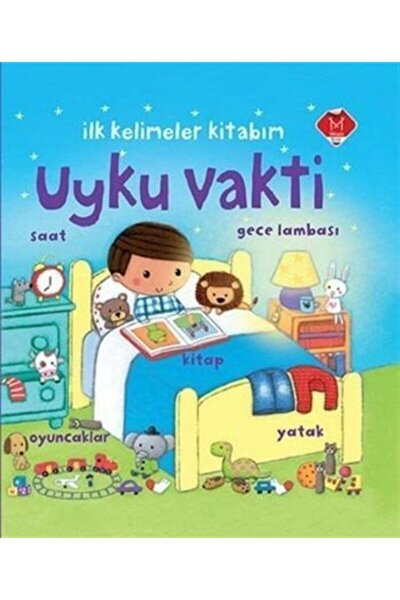 Ilk Kelimeler Kitabım - Uyku Vakti