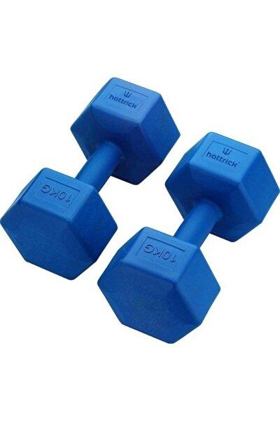 10 kg x 2 Adet Fitness Dambıl Ağırlık Seti