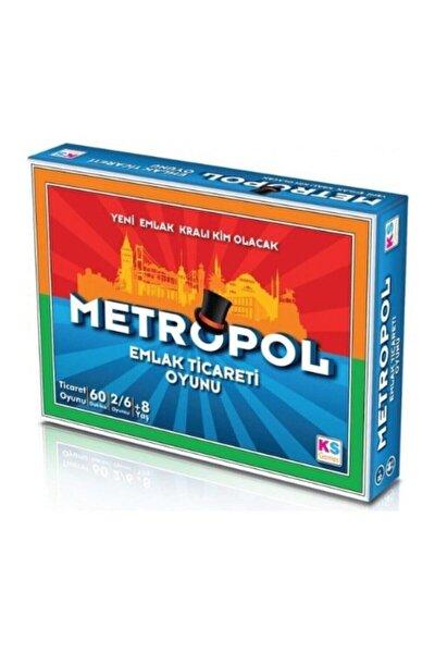 Ks Game Metropol Emlak Ticaret Oyunu Monopoly Monopoli Yeni Model
