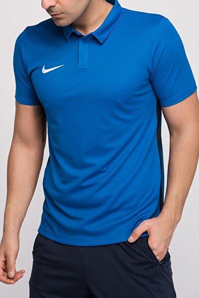 Erkek Mavi Polo M Nk Dry Acdmy18 Polo Ss T-shirt 899984-463