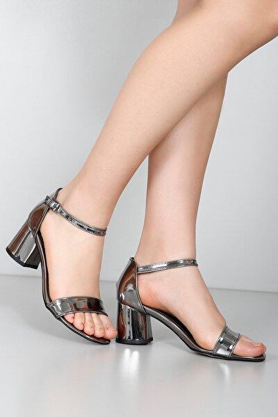 Platin Kadın Sandalet 31328