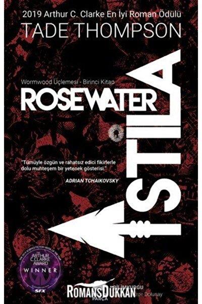 Rosewater Istila: Wormwood Üçlemesi 1.kitap
