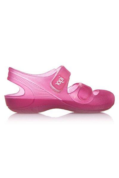 S10110-E67 Fuşya Kız Çocuk Sandalet 100293758