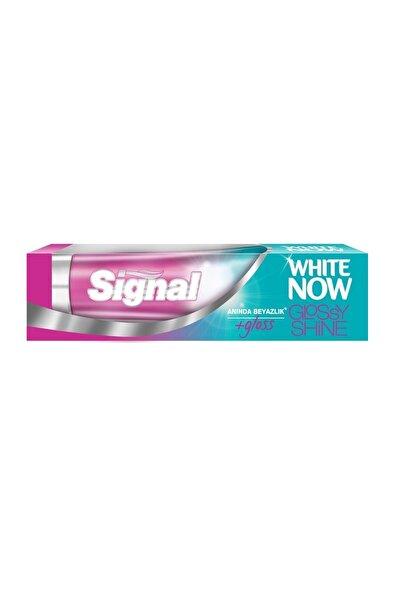 White Now Glossy Shine Diş Macunu 75ML + CCGold 50ML 6X125ML