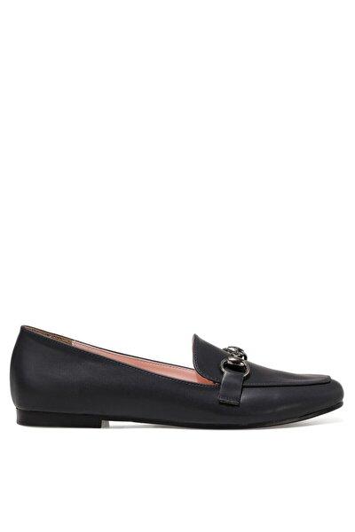 MELA Lacivert Kadın Loafer Ayakkabı 101025938