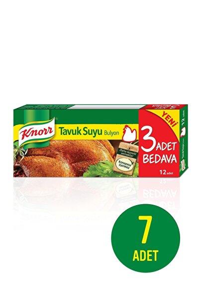 Tavuk Bulyon 12'li 120 gr X 7 Adet