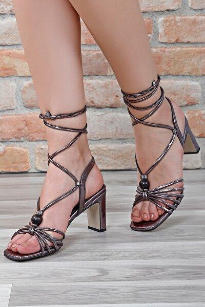 Kadın Siyah Sandalet 30103