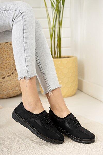 Kadın Siyah Ayakkabı