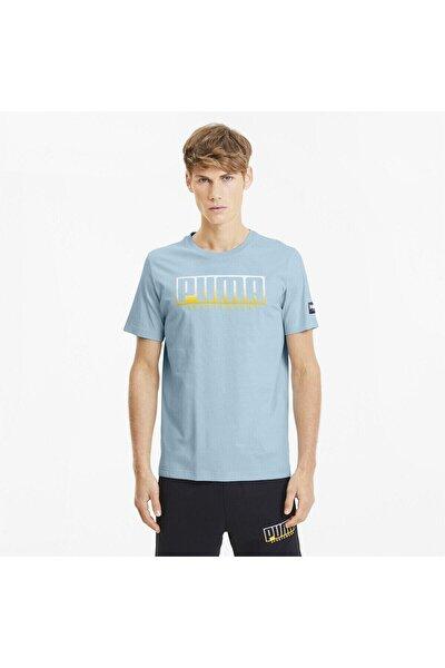 Erkek Athletıcs Bıg Logo T-shirt