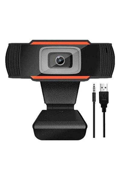 Microcase Siyah Mikrofonlu Hd Webcam Kamera 720p 30 Fps Al2543 Lst86-2543