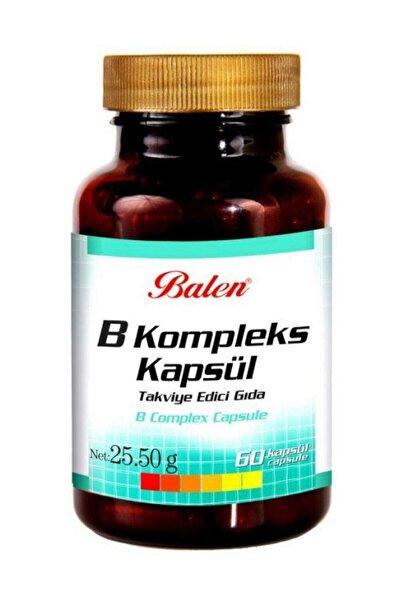 B Vitamin Kompleksi Kapsül 425 mg*60 Kapsül
