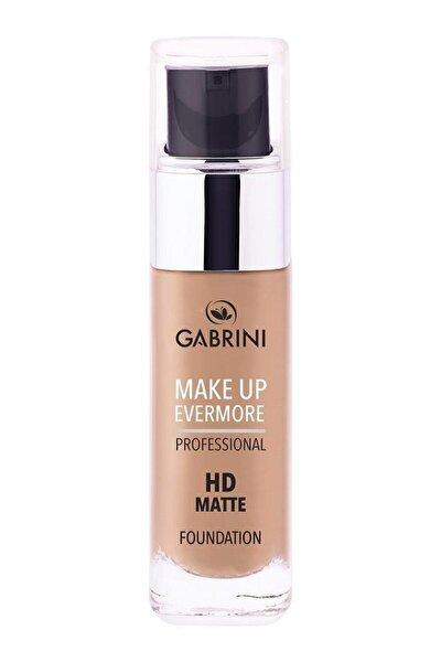 Mat Fondöten Professional Hd Matte Foundation 2