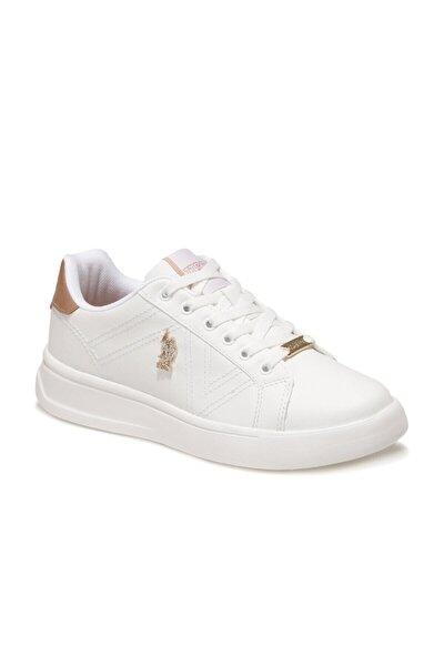 Exxy Kadın Beyaz Sneaker Ayakkabı 100606373